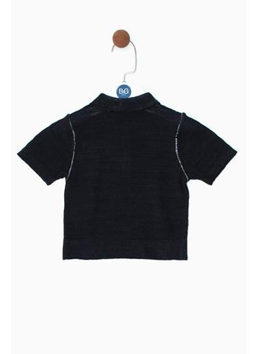 BG Baby Erkek Bebek Lacivert T-Shirt 19SS0BG1540 Lacivert